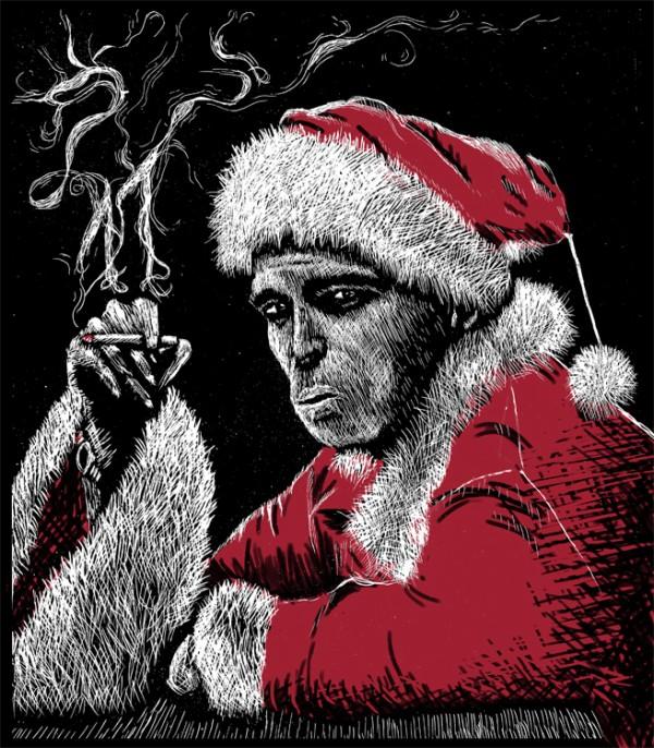 11 Smoking Klaus