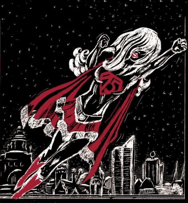 15 Wonder Woman